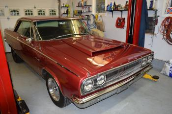 1965 Dodge Coronet Custom
