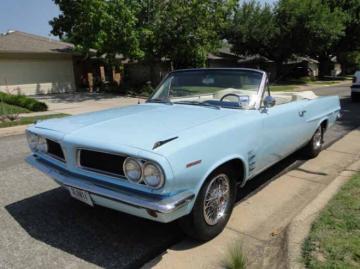 1963 Pontiac LeMans Slant4