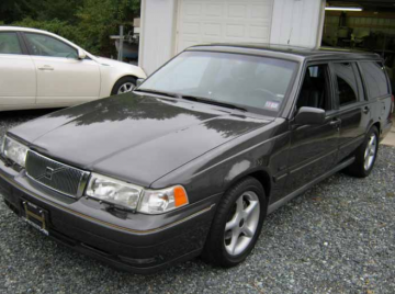 1995 Paul Newman Volvo 960 Wagon