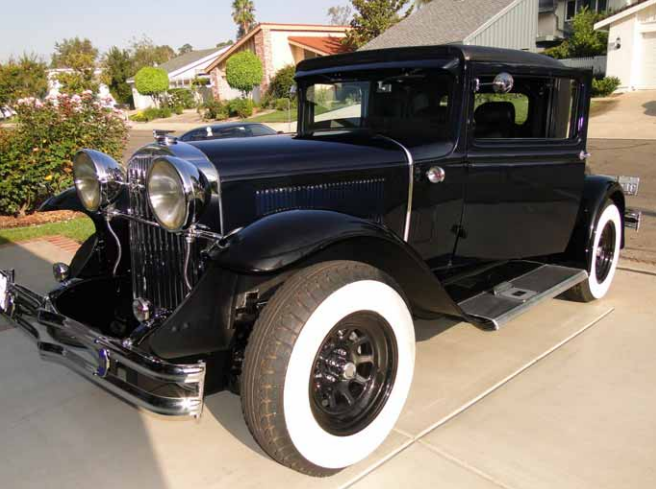 1931 Buick Sports Coupe