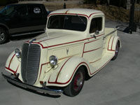 1937 Ford Half-Ton Pickup