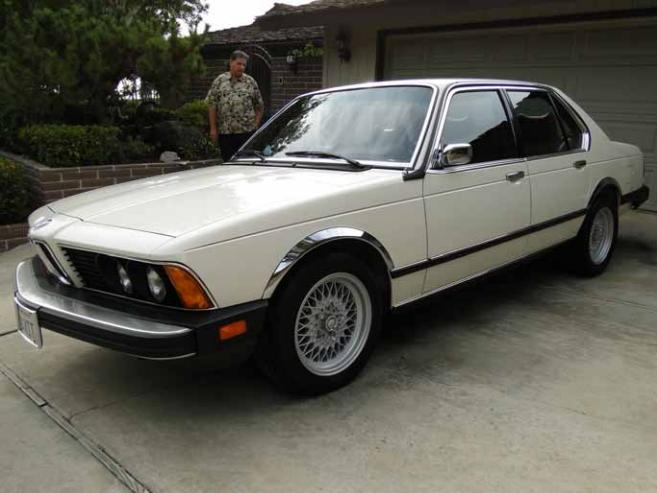1979 BMW 733i