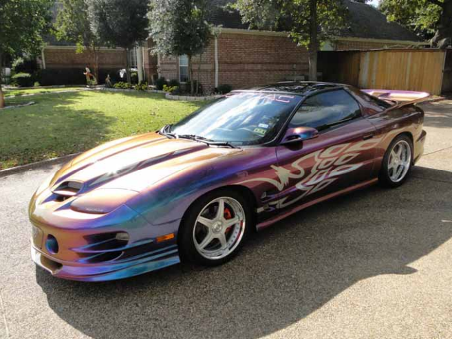 2000 Pontiac Trans Am Custom