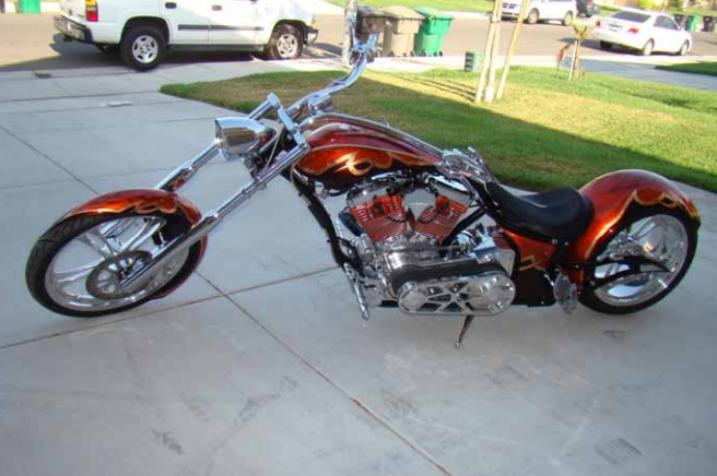 2006 Big Bear Chopper