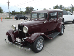 1932 Ford Tudor Sedan